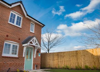 Thumbnail 2 bed mews house for sale in Earle Street, Newton-Le-Willows, Merseyside