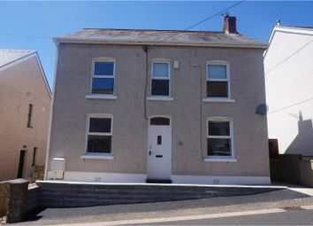 Thumbnail 3 bed detached house for sale in Bryn Avenue, Ammanford