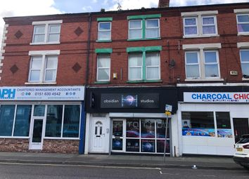 Thumbnail 2 bed flat to rent in Wallasey Village, Wallasey