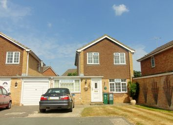 Thumbnail 4 bed detached house for sale in St Hildas Close, Pound Hill, Crawley