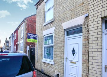 Thumbnail 3 bed terraced house for sale in Hankey Street, Peterborough