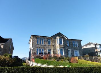 Thumbnail 2 bed flat for sale in Albert Villa Royal Crescent, Dunoon