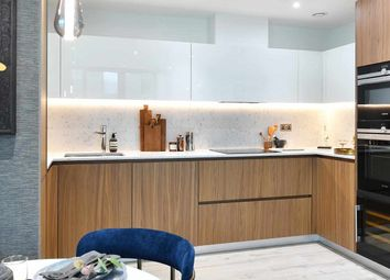 Thumbnail 1 bed flat for sale in Goodmans Fields, London