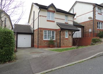 Thumbnail 3 bed detached house for sale in Century Close, St Austell, St. Austell