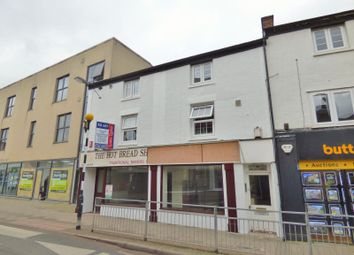 Thumbnail 2 bed flat to rent in Salter Street, Stafford