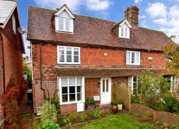 Thumbnail 3 bed semi-detached house for sale in Golden Square, Tenterden, Kent