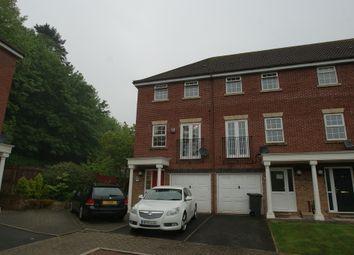 Thumbnail 3 bed end terrace house for sale in Durham Close, Preston, Paignton