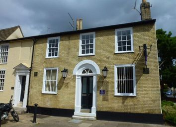Thumbnail 3 bedroom flat to rent in Hospital Road, Bury St. Edmunds