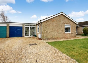 Thumbnail 3 bedroom detached bungalow for sale in Beverley Road, Brundall, Norwich