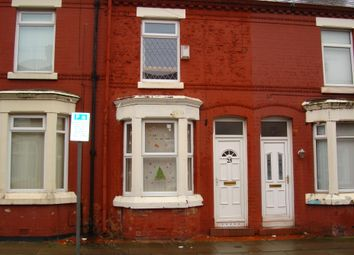 Thumbnail 2 bed terraced house to rent in Holbeck Street, Liverpool
