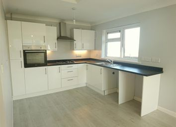 Thumbnail 1 bed flat to rent in Ilston Way, West Cross, Swansea