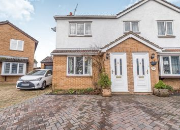 Thumbnail 2 bed semi-detached house for sale in Birling Road, Snodland