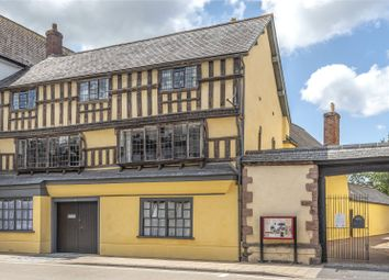 Thumbnail 5 bed semi-detached house for sale in Fore Street, Cullompton, Devon