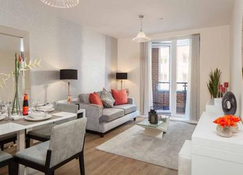 "Thumbnail 2 bedroom flat for sale in ""Vulcan"" at Square Leaze, Patchway, Bristol"