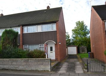 Thumbnail 2 bed town house for sale in Barnwell Grove, Hanford, Stoke-On-Trent