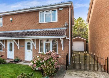 Thumbnail 3 bed semi-detached house for sale in Rodney Close, Billingham
