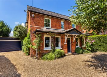 Thumbnail 3 bed detached house for sale in Horsell, Woking, Surrey