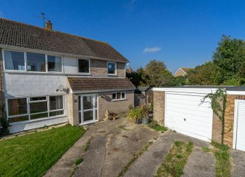 Thumbnail 5 bed semi-detached house for sale in Winchester Drive, Chichester