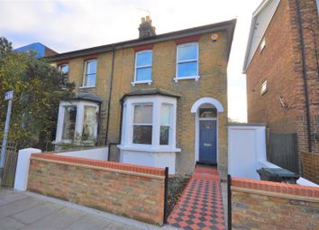 Thumbnail 4 bed semi-detached house for sale in Robinson Road, Colliers Wood, London