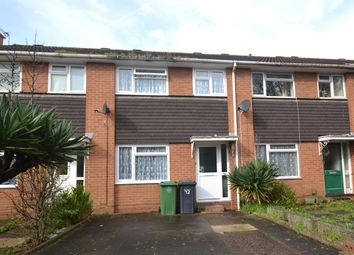Thumbnail 3 bed terraced house for sale in Barrack Road, St. Leonards, Exeter