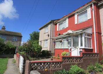 Thumbnail 3 bed terraced house for sale in Kernick Way, Loggans Way, Hayle, Cornwall.