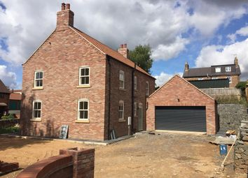 Thumbnail 4 bed detached house for sale in Gabion House, Back Lane, Raskelf, York