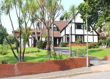 4 bed detached house for sale in Heneage Drive, West Cross, Swansea SA3