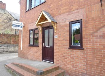 Thumbnail 2 bed flat to rent in Highfield Road, Kilburn, Belper