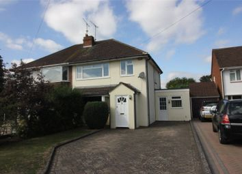 Thumbnail 3 bed semi-detached house for sale in Silver Fox Crescent, Woodley, Reading, Berkshire