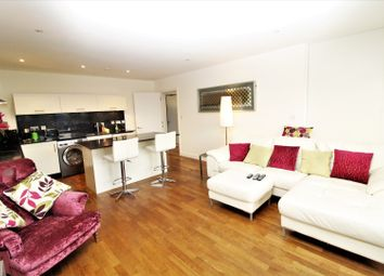 Thumbnail 2 bed flat for sale in Three Mill Lane, London