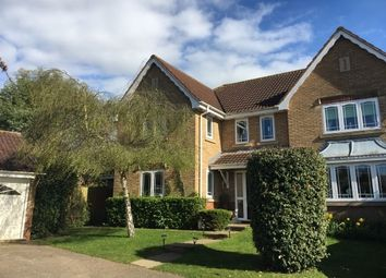 Thumbnail 4 bedroom property to rent in Brunwyn Close, Bury St. Edmunds