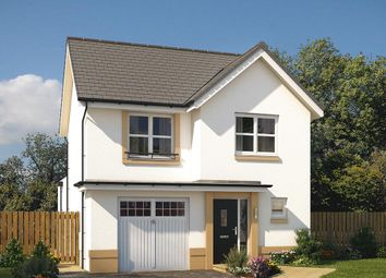 """Thumbnail 3 bed detached house for sale in """"The Newton"""" at Glasgow Road, Denny"""