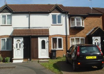 Thumbnail 2 bed terraced house to rent in Nevis Close, Sparcells, Swindon