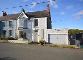 Thumbnail 3 bed semi-detached house for sale in Llysteifi, Cnwce, Cilgerran