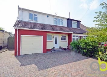 Thumbnail 3 bed semi-detached house to rent in Adelaide Gardens, Benfleet