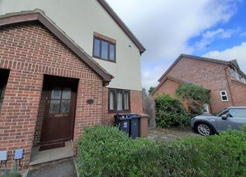 Thumbnail 1 bed semi-detached house to rent in The Copse, Hertford
