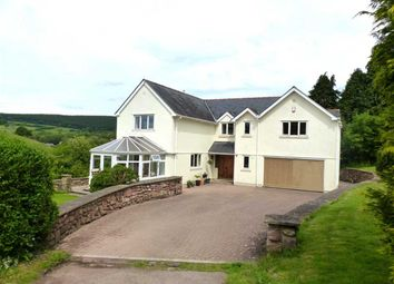 Thumbnail 5 bed detached house for sale in Llanvaches, Caldicot
