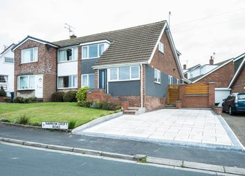 Thumbnail 4 bed semi-detached house to rent in Narrow Croft Road, Aughton, Ormskirk