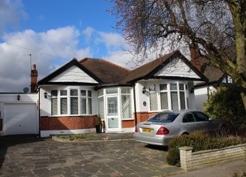 Thumbnail 2 bedroom detached bungalow for sale in Netherpark Drive, Gidea Park, Romford