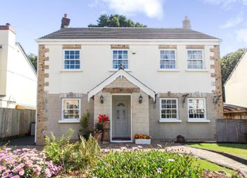 Thumbnail 6 bed detached house for sale in The Meadow, Polgooth, St Austell
