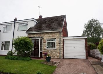 2 bed semi-detached house for sale in The Pike, Nantwich CW5
