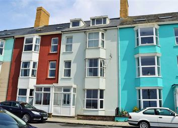 Thumbnail 2 bedroom flat for sale in Middle Flat, 5, South Marine Terrace, Aberystwyth, Ceredigion