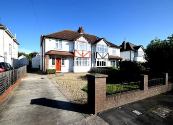 Thumbnail 4 bed semi-detached house for sale in Briercliffe Road, Bristol