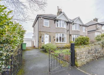 Thumbnail 3 bed semi-detached house for sale in Kings Causeway, Brierfield, Nelson