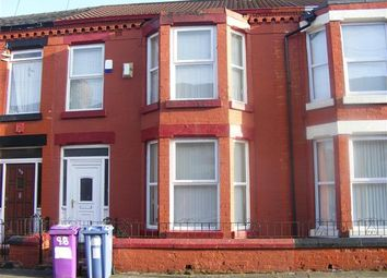Thumbnail 4 bed terraced house to rent in Blantyre Road, Wavertree, Liverpool
