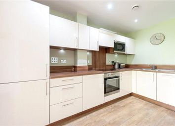 Thumbnail 2 bed flat to rent in Meadow Court, 14 Booth Road, Royal Docks, London