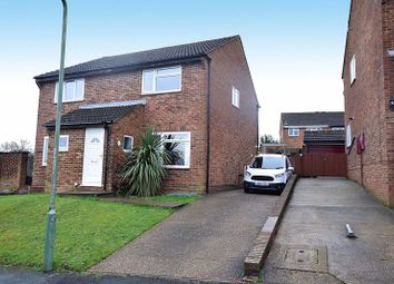 Thumbnail 2 bed semi-detached house to rent in Reinden Grove, Downswood, Maidstone