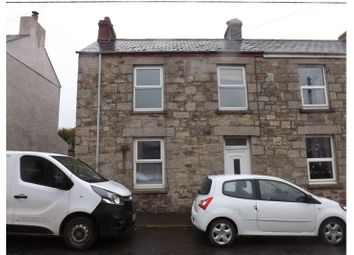 Thumbnail 2 bed end terrace house for sale in Fore Street, Barripper, Camborne