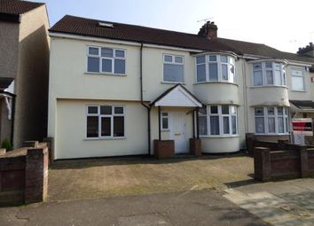 Thumbnail 5 bed semi-detached house for sale in Warrington Gardens, Hornchurch
