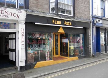 Thumbnail Restaurant/cafe for sale in Kinn Asia, 27, Arwenack Street, Falmouth